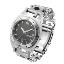 Đồng hồ đeo tay đa năng Leatherman TREAD TEMPO™ (bạc) (30 chức năng)