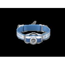 Đèn đeo trán LedLenser MH5 (400 lumen) (pin sạc) (xanh da trời)