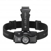Đèn đeo trán Led Lenser MH7 (400 lumen) (pin sạc) (đen)