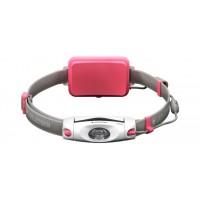 Đèn đeo trán Led Lenser NEO6R (240 lumen) (pin sạc) (hồng)