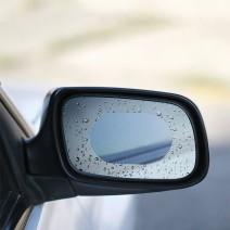 Bộ 2 miếng dán kính chiếu hậu GUIFORD chống mờ kính cho ô tô