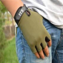 Găng tay hở ngón 5.11 (xanh rêu)