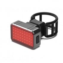 Đèn an toàn thông minh BK820 tích hợp đèn thắng thông minh theo gia tốc (sạc USB)