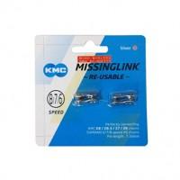 Masterlink KMC CL573R-SILVER cho sên 6, 7, 8 líp