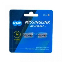 Masterlink KMC CL566R-SILVER cho sên 9 líp
