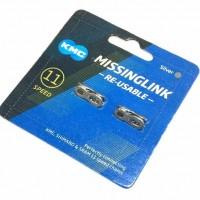 Masterlink KMC CL555R-SILVER cho sên 11 líp
