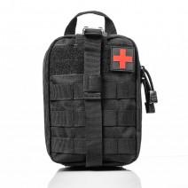 Túi y tế Tactical (đen)