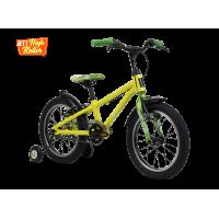 Xe đạp trẻ em RAIDER 2018 (4 đến 6 tuổi) (xanh lá cây)