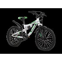 Xe đạp trẻ em SPITFIRE 2017 (6 đến 10 tuổi) (trắng)