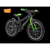 Xe đạp trẻ em STRIKER 2018 (6 đến 10 tuổi) (đen)