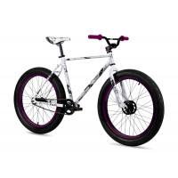 Xe đạp thành phố Krash (trắng)