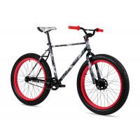 Xe đạp thành phố Krash (đen)