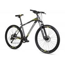 Xe đạp MTB JETT Atom Comp 2017 (bạc)