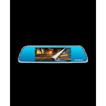 Kiếng chiếu hậu kiêm camera hành trình kiêm thiết bị dẫn đường VIETMAP iDVR P1 (định vị giám sát) (chức năng dẫn đường) (wifi) (3G)