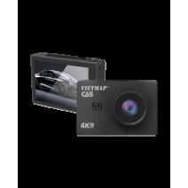 Camera hành trình VIETMAP C65 (cảnh báo tốc độ) (ghi hình trước sau) (wifi)