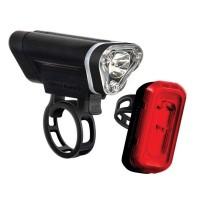 Combo đèn xe đạp chiếu sáng BLACKBURN LOCAL 50 & LOCAL 10