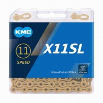 Sên siêu nhẹ KMC X11SL GOLD (11 líp)
