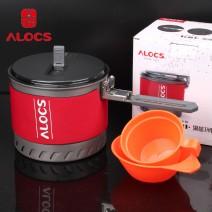 Bộ nồi nấu ăn ALOCS CW-S10 (dành cho 1 - 2 người)