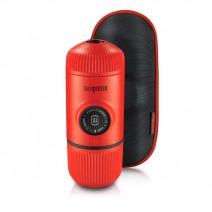 Dụng cụ pha cafe mini cầm tay WACACO NanoPresso (đỏ) (kèm túi chống sốc)
