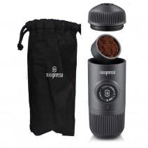 Dụng cụ pha cafe mini cầm tay WACACO NanoPresso (đen) (kèm túi mềm)