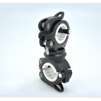 Pát đèn pin FLYGEND xoay 360 độ (đen trắng)