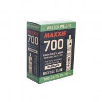 Ruột xe đạp Maxxis Welter Weight 700 x 18/25 (van Pháp - 60mm)
