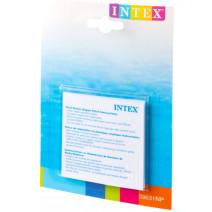 Bộ kit 6 miếng vá hồ bơi / phao bơi / nệm hơi Intex 59631