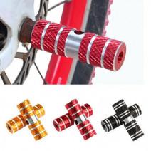 Gác chân cho người ngồi sau xe đạp HJT-002 (loại ốc vặn)