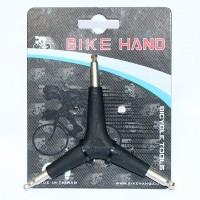 Lục giác 3 cạnh Bike Hand YC-356YB (đầu lục giác bi)