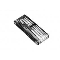 Bộ mini tool chuyên dụng cho xe không ruột TOPEAK TUBI 18 (18 chức năng) (TUB-18B)