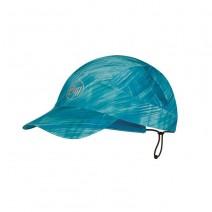 Mũ chạy bộ Buff Pack Run Cap (màu xanh ngọc) (BUFF B-Magik Turquoise)