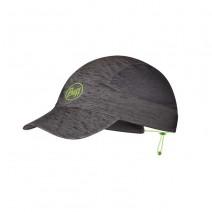 Mũ chạy bộ Buff Pack Run Cap (xám) (BUFF R-Grey HTR)