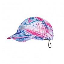 Mũ chạy bộ Buff Pack Run Cap (trắng phối nhiều màu) (BUFF R-Wira Multi)