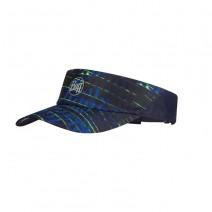 Nón thể thao hở đầu BUFF Reflective Visor (xanh phối màu) (BUFF R-Sural Multi)