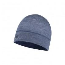 Mũ Buff Lightweight Merino Wool Denim Multi Stripes (BUFF 117997.713.10.00)