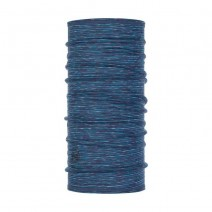 Khăn Buff Lightweight Merino Wool 3/4 (màu Blue Multi Stripes) (BUFF 119331.707.10.00)