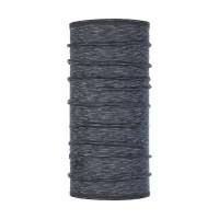 Khăn Buff Lightweight Merino Wool 3/4 (màu Stone Grey Multi Stripes) (BUFF 119331.940.10.00)