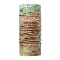 Khăn ống Buff Camino De Santiago Coolnet UV+ (màu Geo Multi) (BUFF 120228.555.10.00)