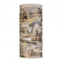 Khăn ống Buff Camino De Santiago Coolnet UV+ (màu Travels Multi) (BUFF 120125.555.10.00)