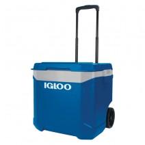 Thùng đựng đá Igloo Latitude 57L Roller (xanh xám)
