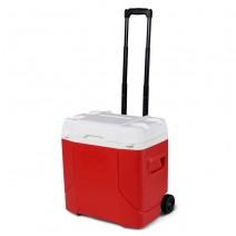 Thùng đá Igloo Profile Roller 28L (màu đỏ)