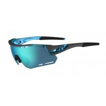 Mắt kính thể thao Tifosi Alliant (gunmetal / blue) (3 tròng kính) (gắn được kính cận) (SKU 1490110122)
