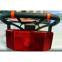 Miếng phản quang gắn baga xe đạp IBERA
