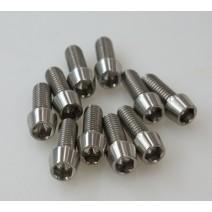 Ốc titanium 6x15mm