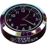 Nắp chén cổ xe đạp StemCAPtain có đồng hồ thời gian