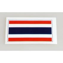 """Decal chống nước hình cờ Thailand (kích thước 1,5"""" x 1"""")"""