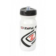 Bình nước xe đạp cao cấp Zefal Sense M65 (trắng)