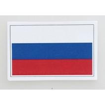"""Decal chống nước hình cờ Russia (kích thước 1,5"""" x 1"""")"""