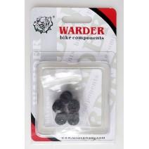 Ốc kiểu WARDER cho giò dĩa xe đạp WMS-04-BK (màu đen)