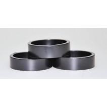 Miếng chêm cổ nhôm (đen) (10mm)